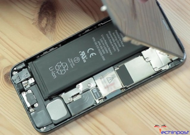 Replace your iPhone Battery Error Code 1603
