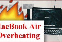 MacBook Air Overheating