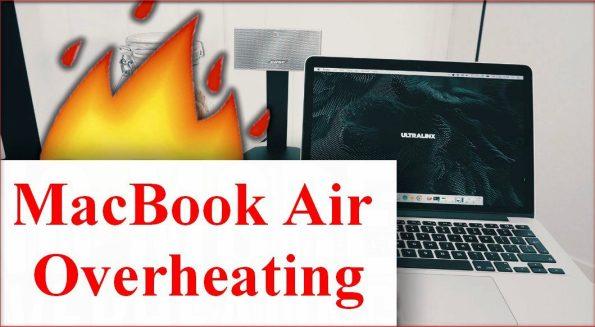 MacBook Air Overheating