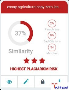 After Uploading, Check the Errors you are getting there Best Free Plagiarism Checker