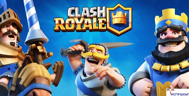 Clash Royale Best Free RPG Games for iPhone