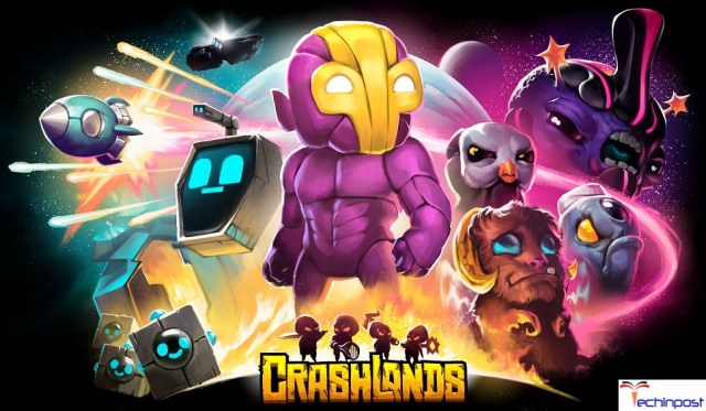 Crashlands Best Free RPG Games for iPhone