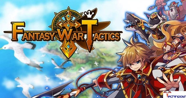Fantasy War Tactics Best Free RPG Games for iPhone