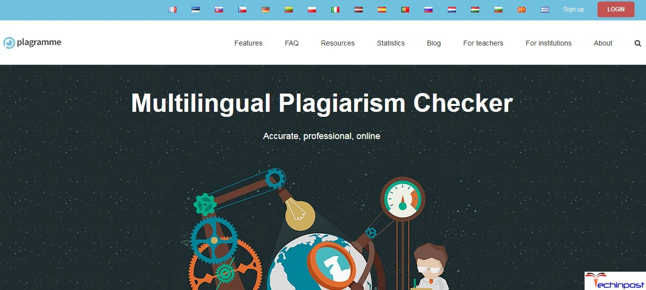 Review] Plagramme Best Free Plagiarism Checker Software Tool