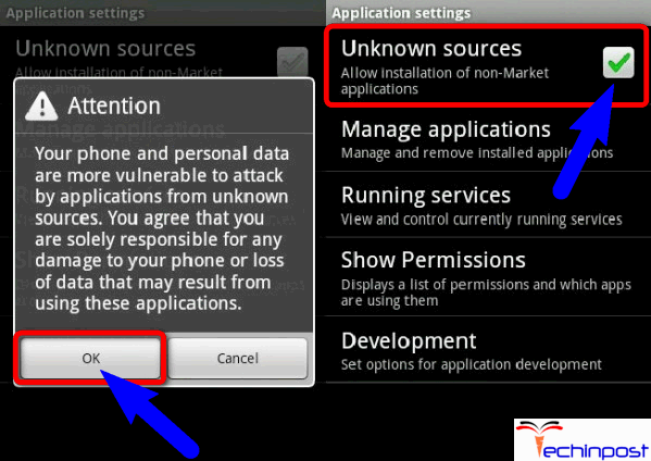 Download & Install an APK File from any Third-Party Website GPS Signal Not Found