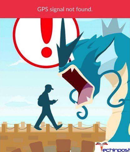 FIXED] GPS Signal Not Found Pokemon Go Error Issue (100