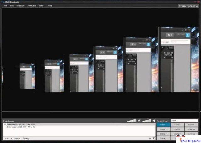 XSplit Broadcaster & Gamecaster