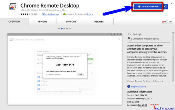 By using Chrome Remote Desktop: (iMessage on Chromebook)