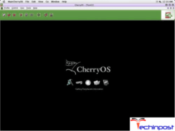 CherryOS