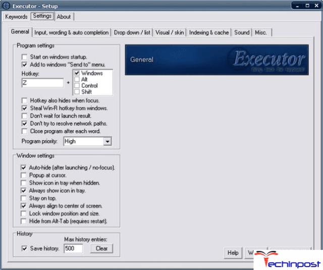 Executor (MIT License) MAC Emulator for Windows