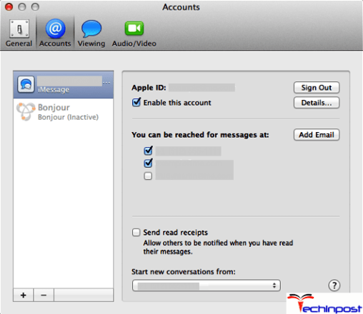 Get iMessage on your MAC PC - (Download iMessage for PC)