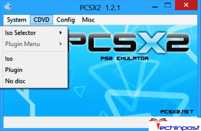PCSX2 (GNU General Public License)