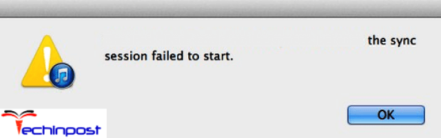 How to Do When iTunes Sync Session Failed to Start on iPhone, iPad ...