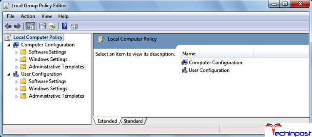 Tweaking Local Group Policy on your Windows PC