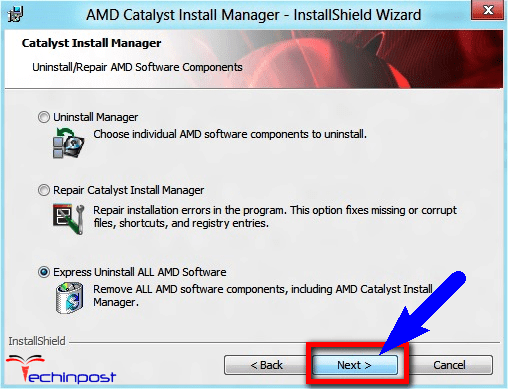 Uninstall Graphic Card Drivers & Install Latest Version