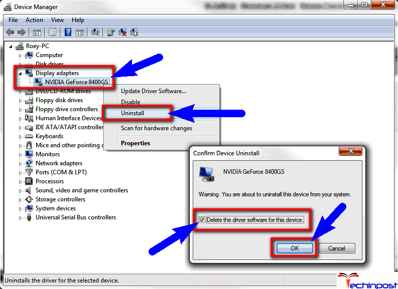 Fixed] VIDEO TDR FAILURE Windows Blue Screen Bugcheck PC Error Issue
