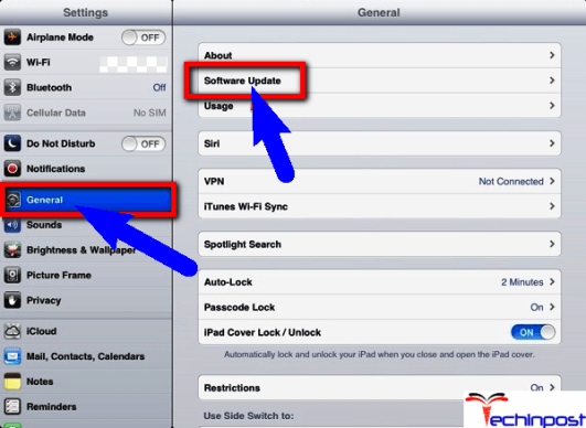 Update your iPod Touch/iPad/iPhone IOS Version