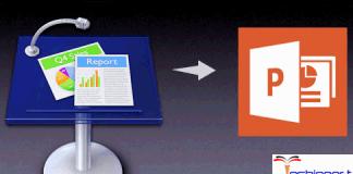 Convert Keynote to PowerPoint