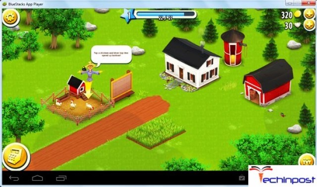 Enjoy the Hayday Game on Bluestacks