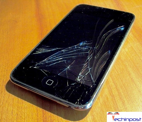 Setup Repair Service for your iPod Device iPod Touch Screen Not Working