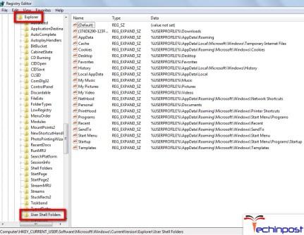 Edit Computer's Registry