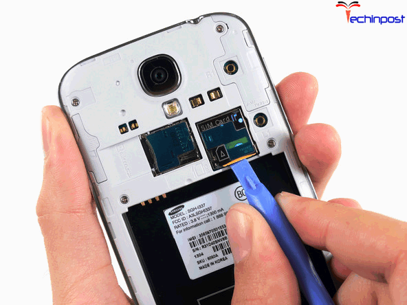 Reset your SIM Card