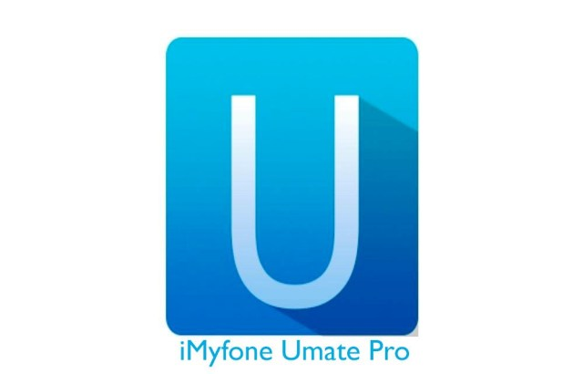 iMyFone Umate Pro for Windows
