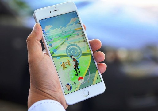 Additional amusing news about Pokémon GO