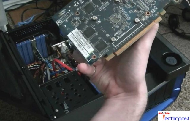 Replace the Video Card