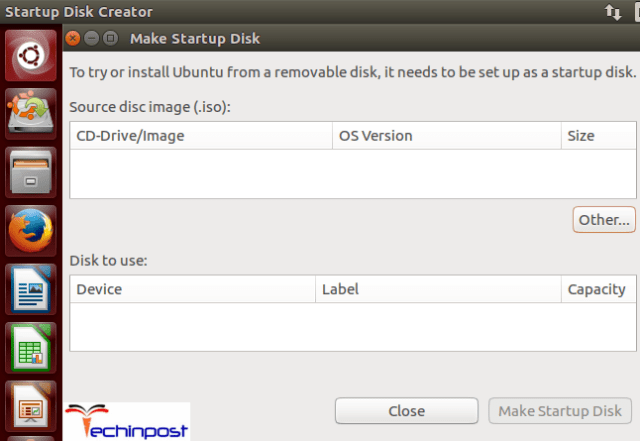 For Ubuntu Users How to Make Bootable USB