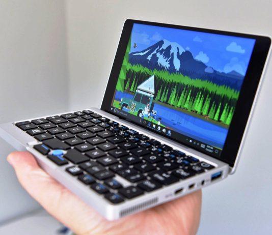 GPD Pocket Laptop
