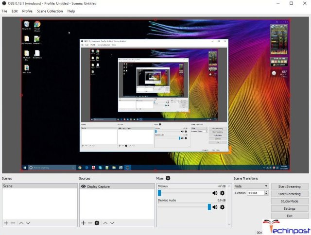 OBS Studio Best Game Recording Software
