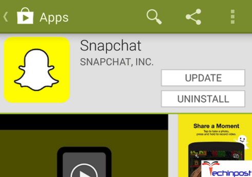 Install the Latest Updates for the App as well as for the OS