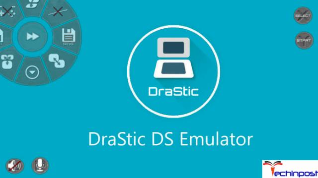 Drastic DS Emulator 3DS Emulator for PC