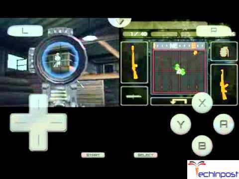 NDS Android 3DS Emulator for PC