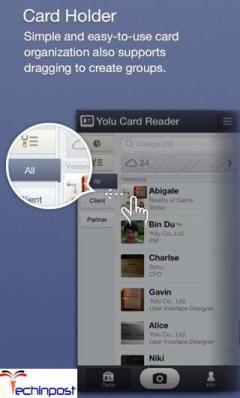 Yolu Card Reader