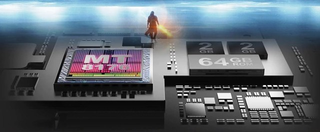Teclast Master T8 Processor