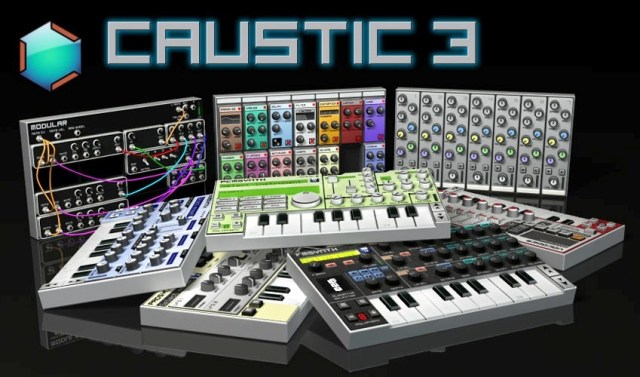 Caustic 3 Best Music Production Apps