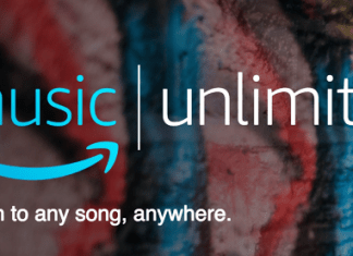Amazon Music Player App