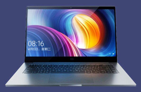 Xiaomi Mi Notebook Pro Operating System