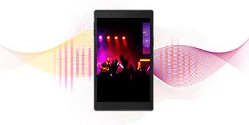 Lenovo TAB 4 8 Plus Tablet Connectivity