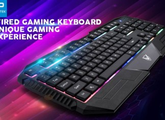 Pictek Gaming Keyboard