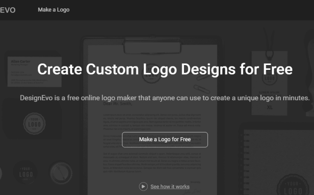 Features & Overview of DesignEvo