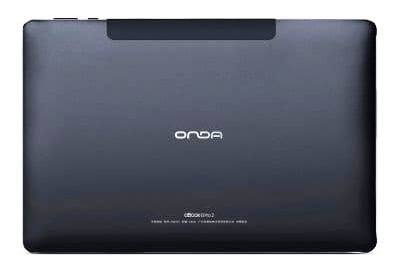 Onda Obook 10 Pro 2 Camera
