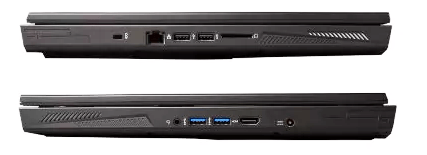 BBEN G17 Ports & Connectivity