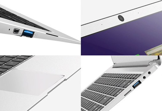 Jumper Ezbook 3 Se Ports & Connectivity