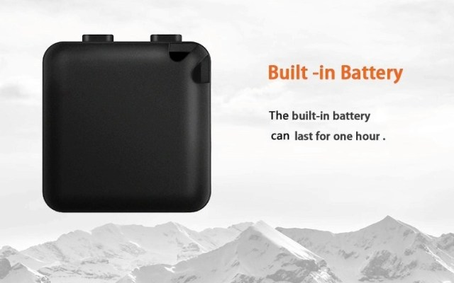 Hawkeye Firefly Micro Power/Battery
