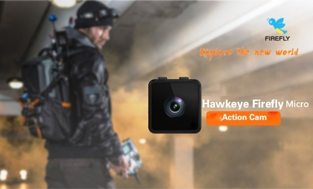 Hawkeye Firefly Micro Package Contents