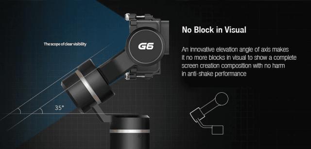 FY Feiyutech G6 Gimbal Stabilizer Visual