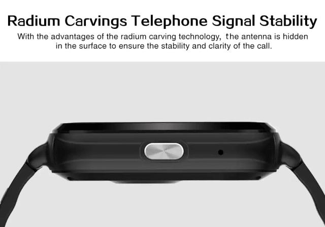 Finow Q1 Pro Calling Design